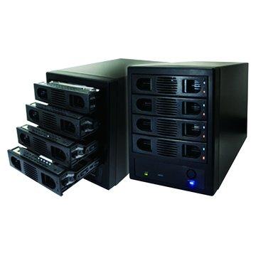 伽利略 35D-U3ES 4槽外接盒USB3.0+eSATA