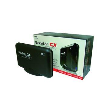 VANTEC 凡達克 NST-300SU SATA3.5外接盒USB2.0+eSATA