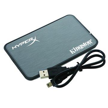 Kingston 金士頓 HyperX USB3.0外接盒