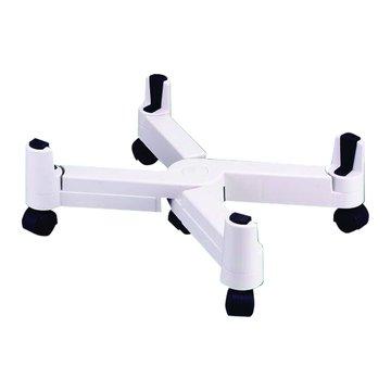 KTNET 廣鐸十字型主機立架-白色