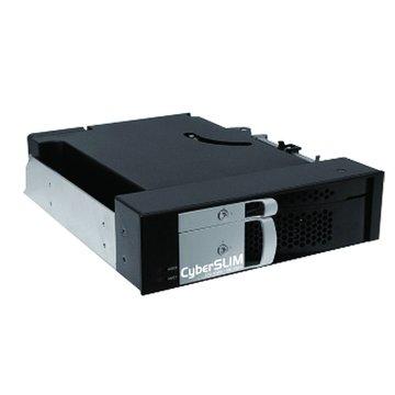 CyberSLIM 大衛肯尼 S623 2.5/3.5硬碟內接盒
