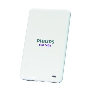 PHILIPS 飛利浦 1.864G/USB3.0 外接式固態硬碟