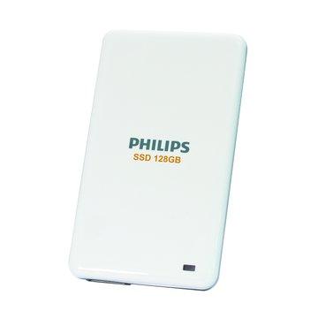 PHILIPS 飛利浦 1.8128G/USB3.0 外接式固態硬碟