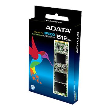 ADATA 威剛 SP900 512G M.2 2280 SSD