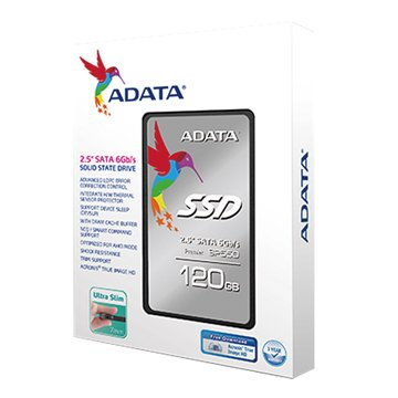 ADATA 威剛SP550 120G SATA3 TLC SSD