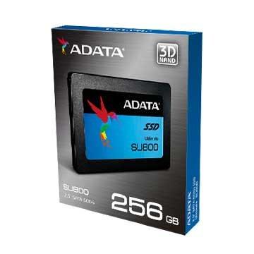 ADATA 威剛SU800 256G SATA 3D TLC SSD-三年