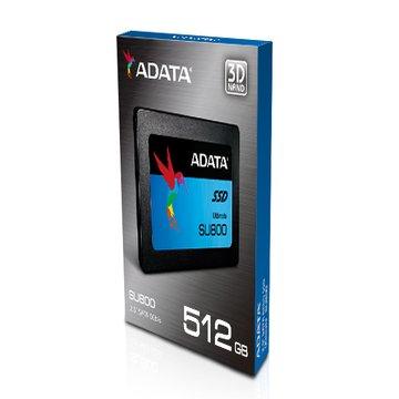 ADATA 威剛 SU800 512G SATA 3D TLC SSD-三年
