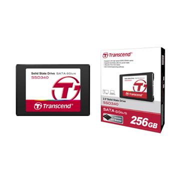 Transcend 創見 340 256G SATA3 SSD