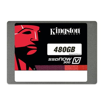 Kingston 金士頓 SV300 480G SATA3 SSD(MLC)
