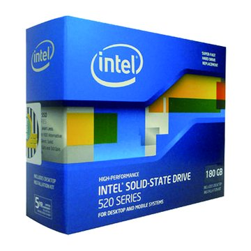 INTEL 英代爾 120G/520系列/SATA3 SSD