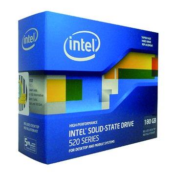 INTEL 英代爾 180G/520系列/SATA3 SSD