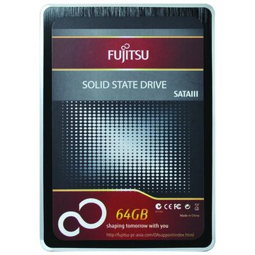 FUJITSU 富士通 64G/FSA/SATA3 SSD