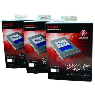 TOSHIBA 東芝 128G/SATA3 SSD(Kit)