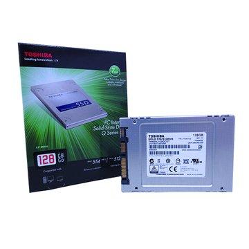 TOSHIBA 東芝 128G/Q Pro/SATA3 SSD