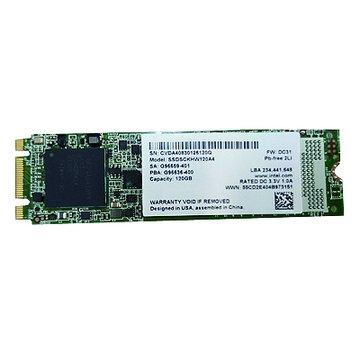 INTEL 英代爾 180G/530/M.2 NGFF SSD-5年