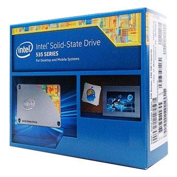 INTEL 英代爾 535 120G SATA3 SSD彩盒版-5年