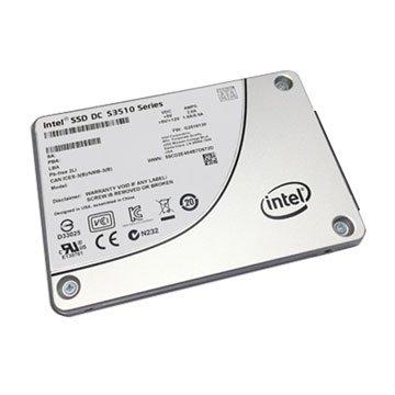 INTEL 英代爾 S3510 480G SATA3 SSD-5年
