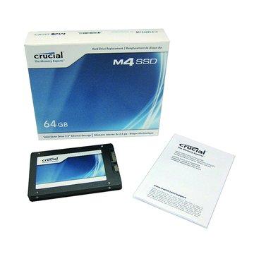 Micorn 美光 64G/Crucial M4/SATA3 SSD