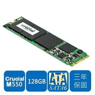 Micorn 美光 128G/Crucial M550/M.2/2280/SATA SSD