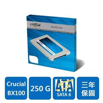 Micorn 美光BX100 250G SATA3 SSD