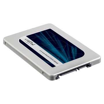 Micorn 美光 MX300 525G SATA3 TLC SSD