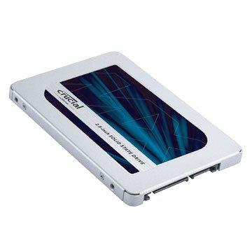 Micorn 美光 MX500 1TB SATA SSD (3D TLC)-5年