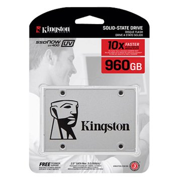 Kingston 金士頓 SUV400 960G SATA3 SSD