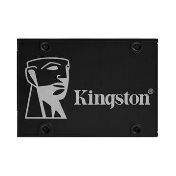 Kingston 金士頓 金士頓 KC600 512GB SATA3 3D TLC SSD-5年