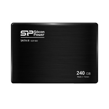 SILICON POWER S60 240G SATA3 MLC SSD