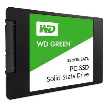 WD 威騰 120G SATA3 SSD (綠標)