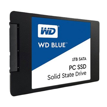 WD 威騰 1TB SATA3 SSD(藍標)