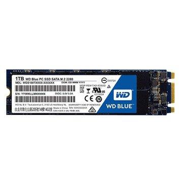 WD 威騰 1TB M.2 2280 SATA3 SSD(藍標)