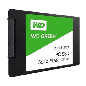 WD 威騰 綠標120G 3D/SATA3 SSD