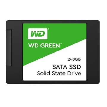 "WD 綠標240G/2.5""/3D-NAND/SATA3 SSD"