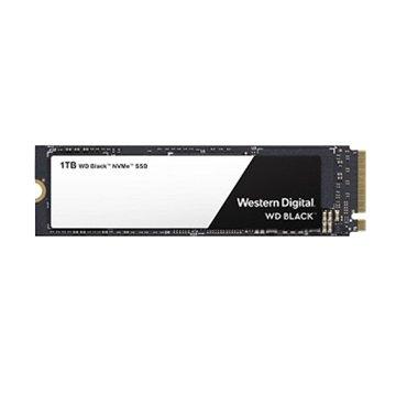 WD 黑標1TB/M.2 2280 PCIe NVMe SSD 5年-電競級