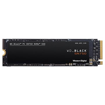 WD 威騰 WD黑標SN750 1TB NVMe PCIe SSD五年保