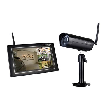 SecuFIRST  DWH-A077N無線網路監視(一機一鏡)