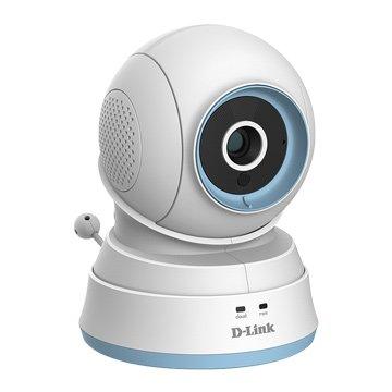 D-LINK DCS-850L旋轉式寶寶專用無線網路攝影機