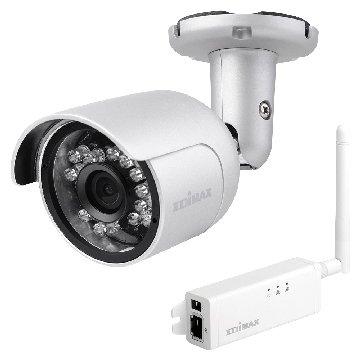 EDIMAX IC-9110W 室外型HD無線網路攝影機