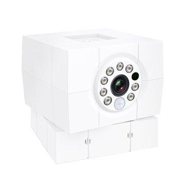 Amaryllo 愛瑪麗歐 iCam HD 360°無線網路攝影機 經典白