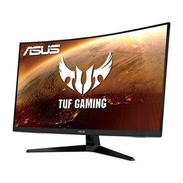 ASUS 華碩31.5'VG328H1B 1500R曲電競165Hz(1ms/F-Syn/VGA.HDMI/含喇叭/VA) 螢幕