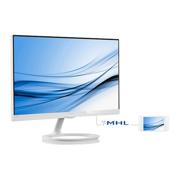 PHILIPS 飛利浦 21.5 225C5QHSW(AH-IPS LED)(福利品出清)