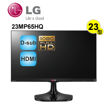 LG 23 23MP65HQ(AH- IPS LED)(福利品出清)