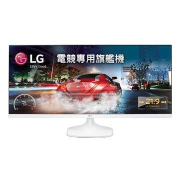 LG 34 34UM56-W(21:9)(AH-IPS LED)(福利品出清)