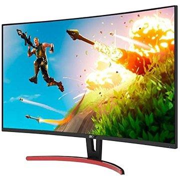 acer 宏碁 31.5 ED323QUR A 2K曲面電競144Hz(F-Sync/DVI.HDMI.DP/VA)