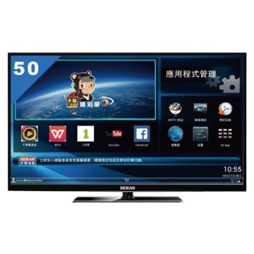 HERAN 禾聯碩 50 HD-50AC6(296H11) 液晶顯示器