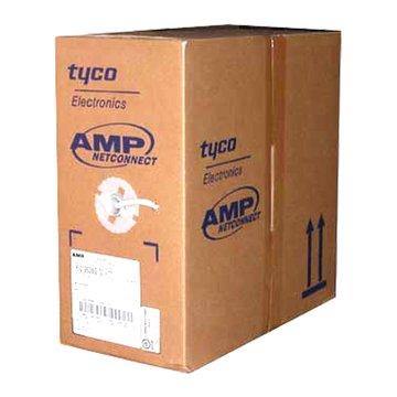 AMP  CAT5e-50M箱裝