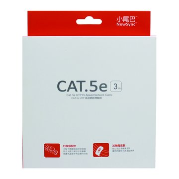 PowerSync 群加CAT.5e 3M