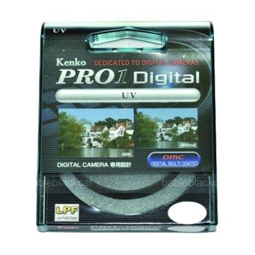 Kenko 肯高 PRO1D 58mm雙面多層鍍膜 UV鏡