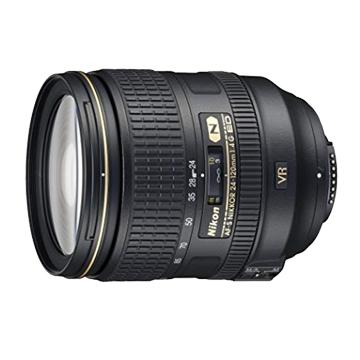 NIKON 尼康 24-120mm f/4G ED VRII
